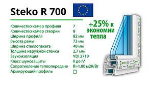 Профильная система Steko R 700 Европа