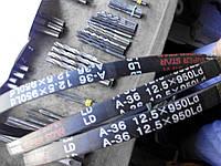 Приводной клиновой ремень А-950 DONGIL на культиватор Мини-Нева, роторную косилку Заря, 950мм