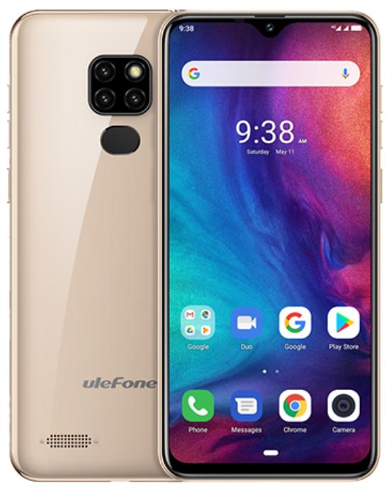 Ulefone Note 7P 3/32 Gb gold