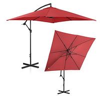 Садовый зонт Uniprodo UNI_UMBRELLA_SQ250BO 250 х 250 см