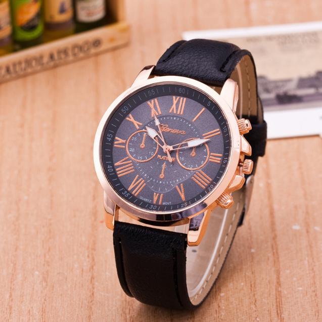 Часы женские Geneva Platinum 7 цветов в наличии
