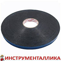 Скотч двухсторонний для самоклеющихся грузиков бобина 63 м