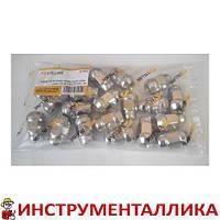 Набор гаек на колесные диски 12 x 35 шаг 1.5 ключ 19 Walline Ф 314 52036 цена за упаковку 20шт