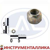 Гайка колеса Газ Волга 14х1,5 колеса 15554 42232