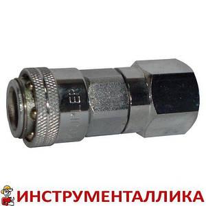 Быстроразъемное соединение мама с внутренней резьбой 1/2 тип Nitto 40SFO Sumake