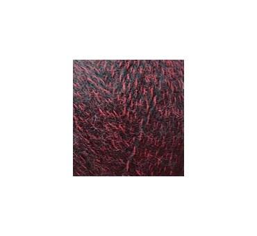 ANGORA GOLD 705 бордовый мулине - 20% шерсть, 80% акрил
