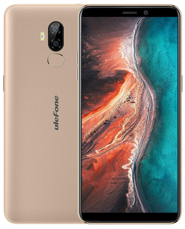 UleFone P6000 Plus 3/32 Gb gold