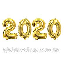 """Шары фольгированные """"2020"""", 80 см"""