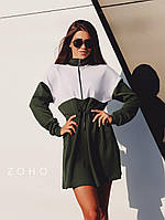 Платье Zanex ''Люки'', хаки
