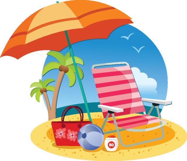 Мы в отпуске, с 25 июля по 10 августа))