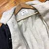 Куртка чоловіча вельветова на хутрі (демисезон/еврозима), фото 5