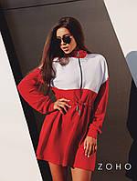 Платье Zanex ''Люки'', красное
