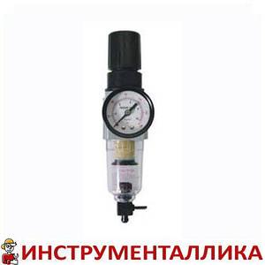 1/4 Минифильтр воздушный с регулятором SA-1122F R Sumake