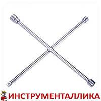 Ключ балонный крестовой 24мм х 27мм х 32мм 19932427 King Tony 700мм