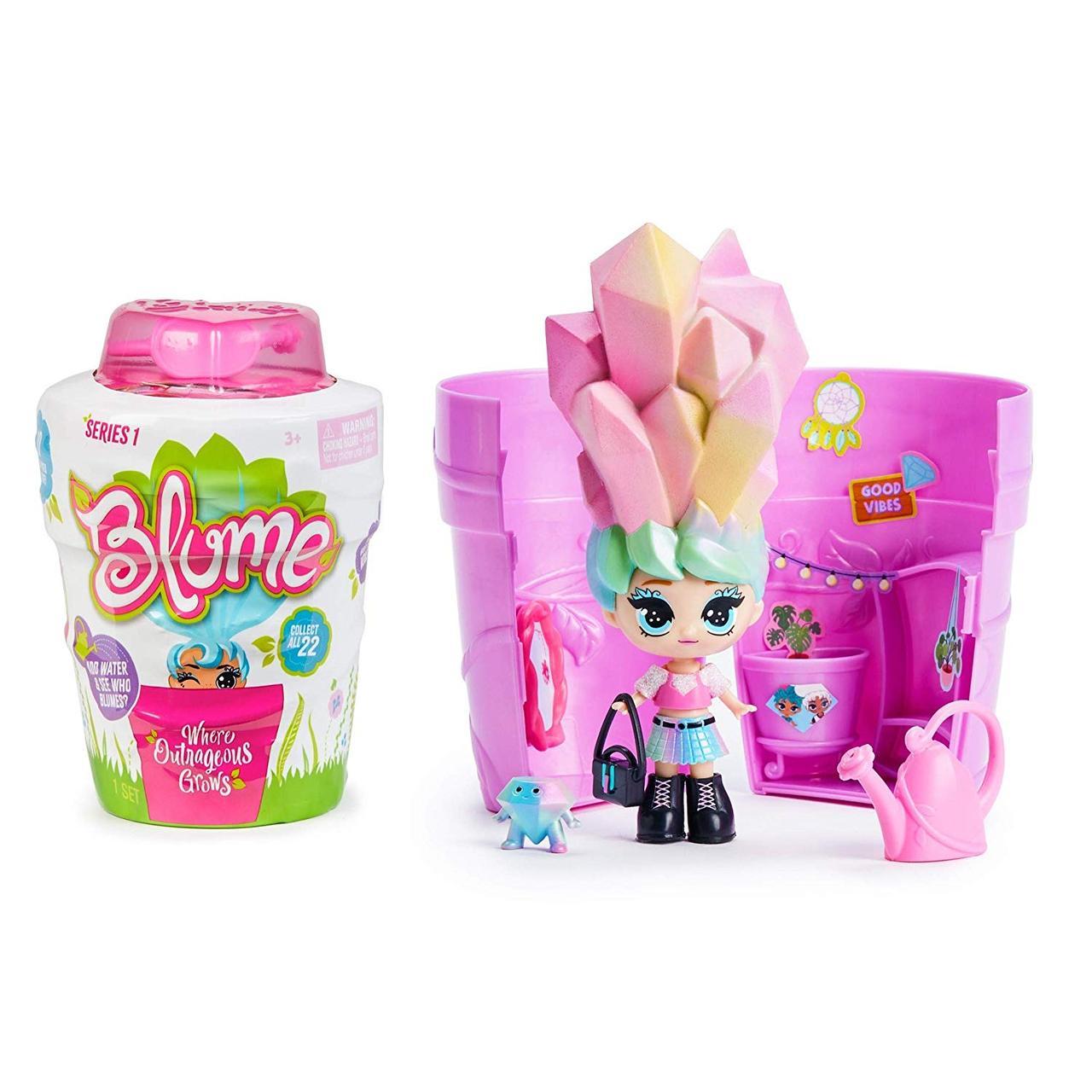 Набор сюрприз с куклой Блум. Skyrocket Blume Doll. Оригинал из США