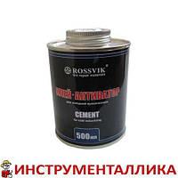 Клей для ремонта камер и шин 700 г Россвик Rossvik