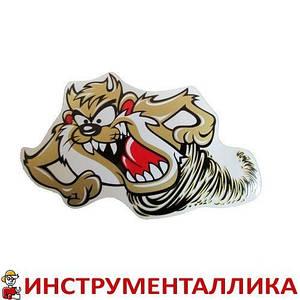 Наклейка Хвостик + мордочка (комплект) хвостик - 11 х 13см морда - 12 х 9см