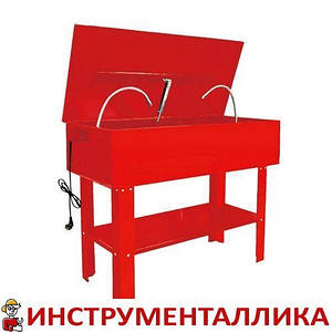 Ванна для мойки деталей электрическая 150л TRG-PW40G-II Torin