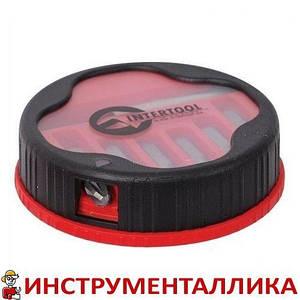 АКЦИЯ Комплект отверточных насадок 6 насадок и магнитный держатель VT-5000 Intertool