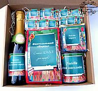 Подарунковий набір № 63 на День вчителя,День народження викладачу,випускний,8 Березня. Подарунки вчителям.
