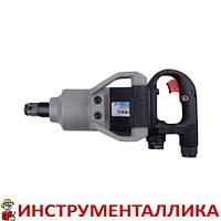 Пневматический гайковерт 1 2712 Нм композитный короткий вал 33861-200 KingTony