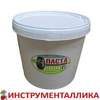 Монтажная паста+герметик Экстра зеленая 9 кг