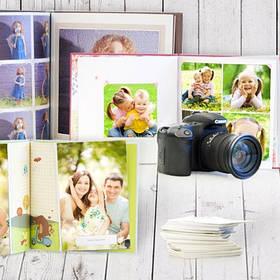 Альбоми для фотографій