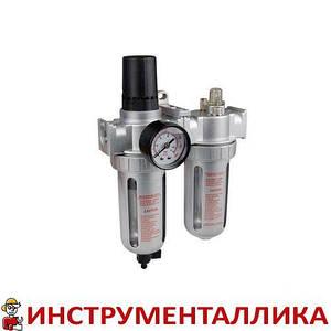 Модульная группа для подготовки воздуха с регулятором давления 3/8 799A0-33C KingTony