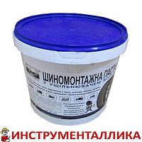 Монтажная паста+герметик синяя гелевая ИнструментаЛЛика Украина 10 кг