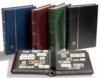 Альбом для марок Leuchtturm (Германия) на 30 листов (белые листы)