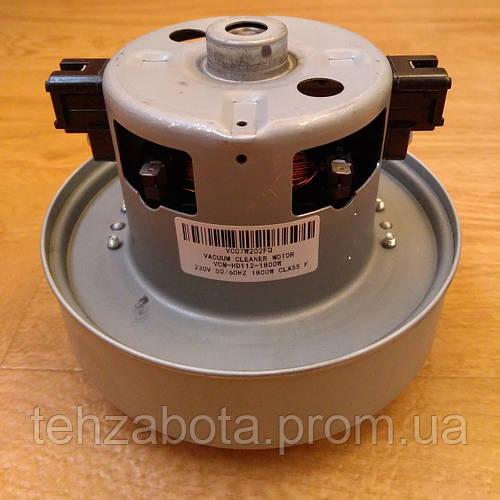 Двигатель мотор VCM K-40HU для пылесоса SAMSUNG 1800ВТ, (D=135mm, H=112mm) VCM-HD 112, номер DJ31-00005H - фото 1