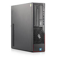 Компьютер Fujitsu Esprimo E700 E90+ DT (i3-2100 3.10GHz/4Gb/250G) , s1155 БУ