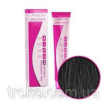 Крем-краска для волос Ing № 2.22 Интенсивный искрящийся брюнет 100 мл