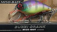 Воблер Jackall Chubby Crank 38мм (Floating) (col. 337RV) 4.1 г Точная Копия