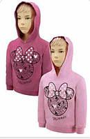 Толстовки для девочек оптом, Disney, 5-12 лет, арт. MIN-G-T-JOGTOP-107