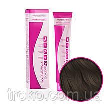 Крем-краска для волос Ing № 4.01 Каштановый натуральный пепельный 100 мл