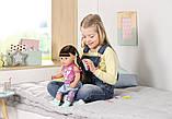 Кукла Zapf Baby Born Нежные объятия Стильная сестренка с аксессуарами 43 см (827185), фото 2