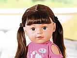 Кукла Zapf Baby Born Нежные объятия Стильная сестренка с аксессуарами 43 см (827185), фото 4