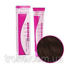 Крем-краска для волос Ing № 4.3 Каштановый золотистый 100 мл
