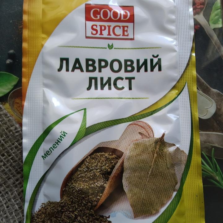 """Лавровий лист мелений """"Good spice"""" 20 гр"""