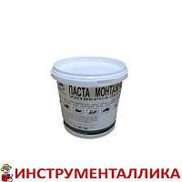 Монтажная паста 1 кг белая универсальная New Formula Украина