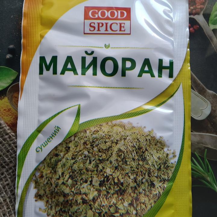 """Майоран сушеный """"Good spice"""" 8 гр"""