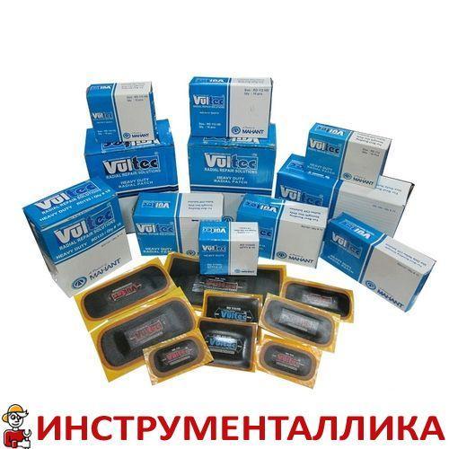 Пластырь радиальный Vultec RD-142HD 135х262мм желтый