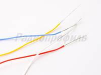 Провод силиконовый 28 AWG - 0,08 кв.мм(16х0,08) 1 м