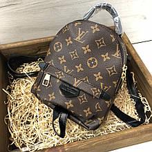 Мини портфель реплика Louis Vuitton   рюкзак луи виттон   lv лв арт.0550 Монограм