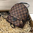 Мини портфель реплика Louis Vuitton   рюкзак луи виттон   lv лв арт.0550 Монограм, фото 7