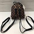 Мини портфель реплика Louis Vuitton   рюкзак луи виттон   lv лв арт.0550 Монограм, фото 8