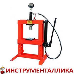 Пресс гидравлический 10 т настольный 80-432 Miol