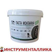 Монтажная паста белая универсальная New Formula Украина 10 кг