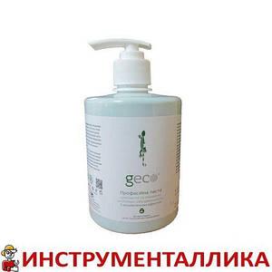Паста для мытья рук профессиональная Geco Strong 500 гр с дозатором